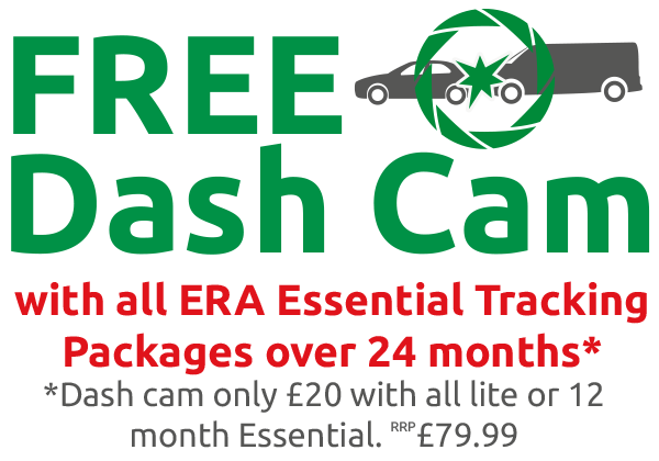 Free Dash Cam Promotion